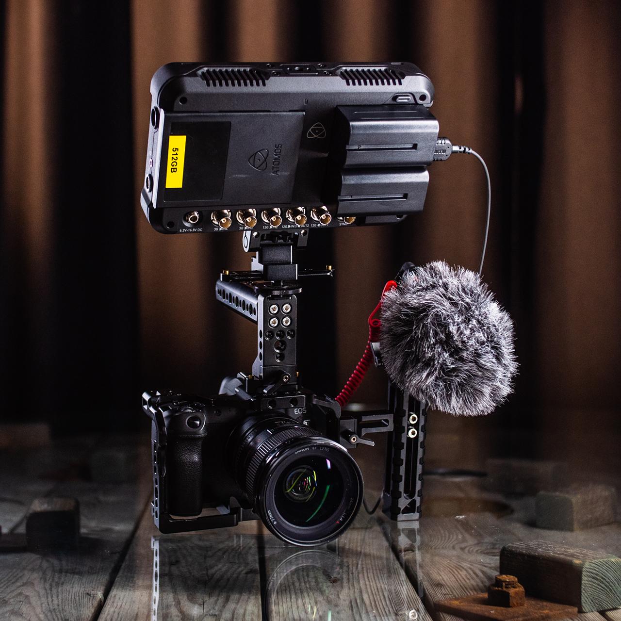 Filmavdelningen_Canon_EOS R_kitt_Atomos_shogun7_24-70mm_optik_Hyr_Sundsvall_START kopiera