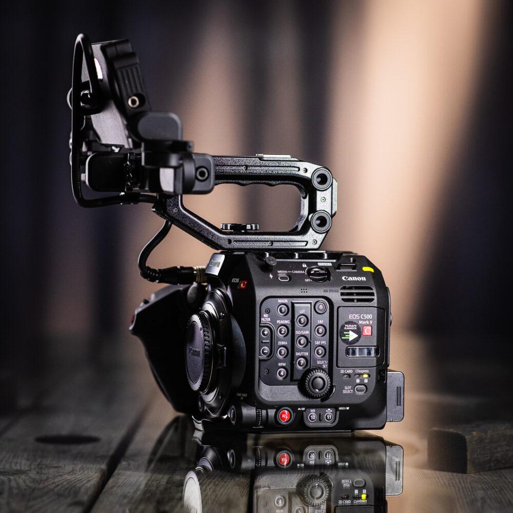 Hyr Canon C500 MKII
