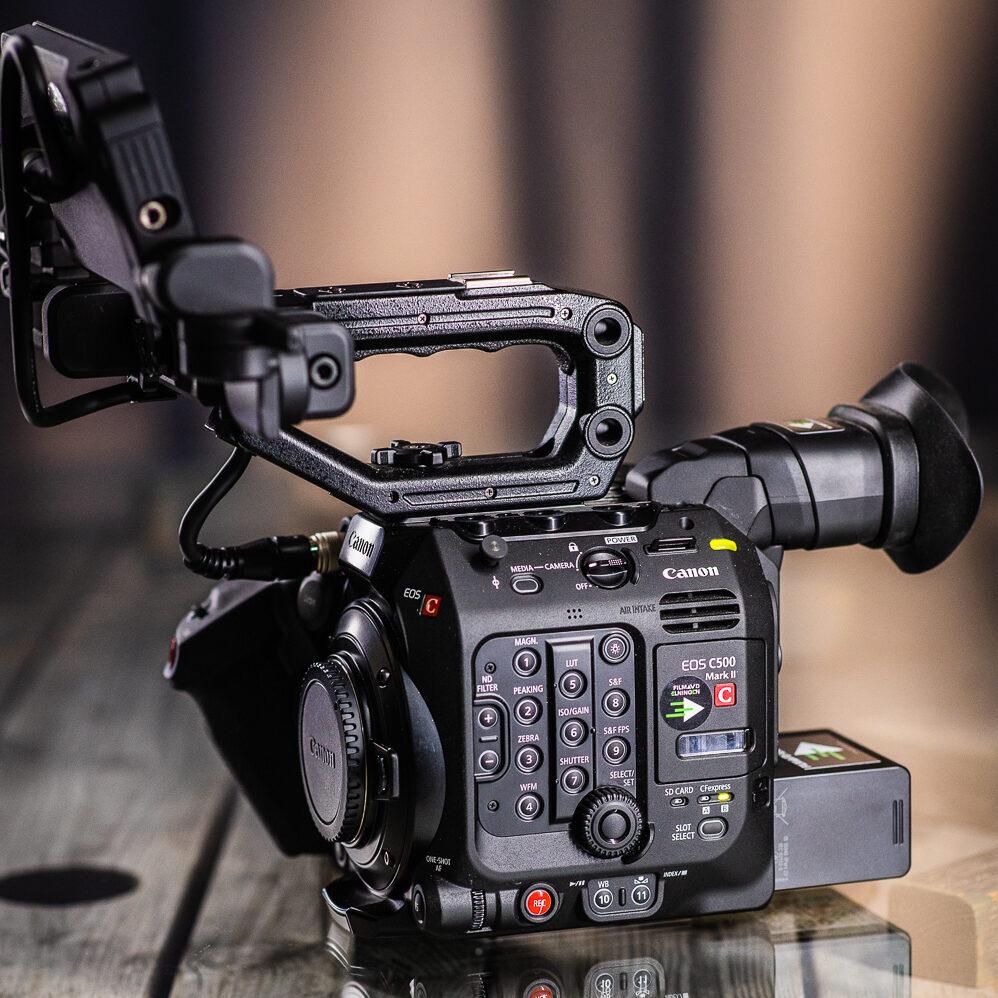 Hyr Canon C500 MKIII VF