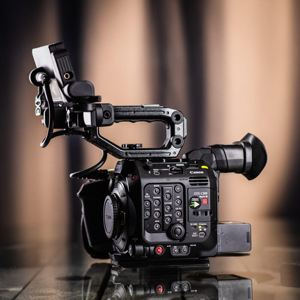 Hyr Canon C300MKIII