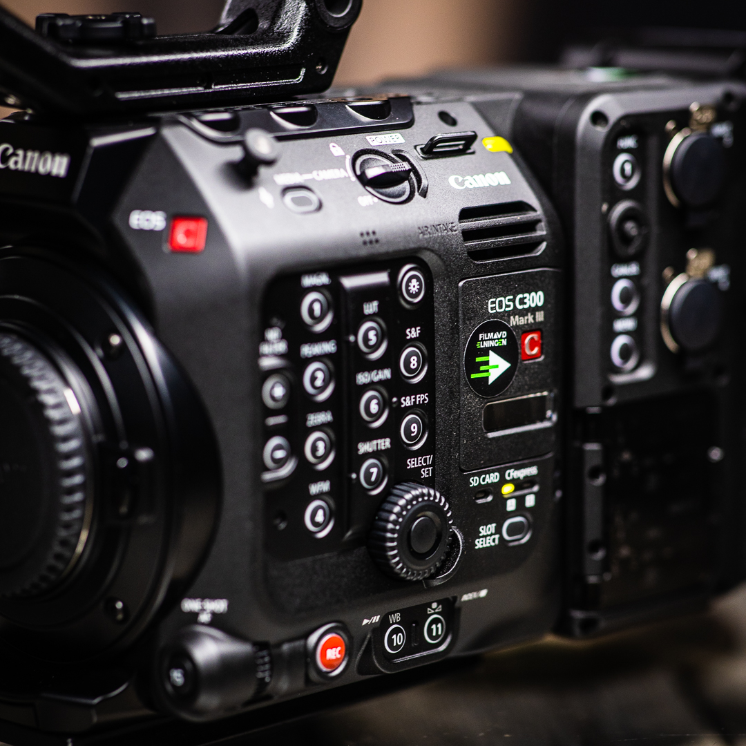 Hyr Canon C300MKIII